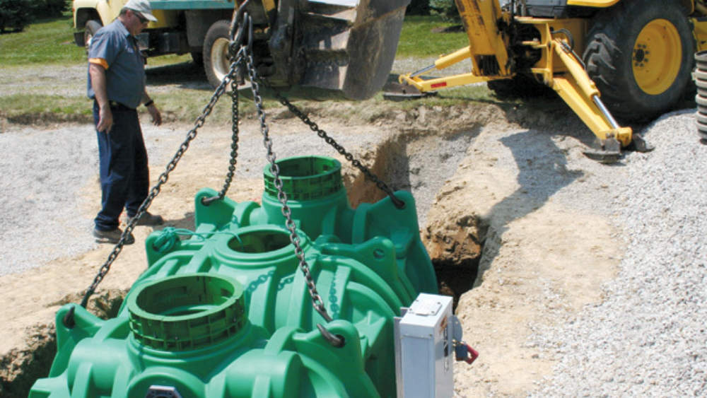 Singulair Green Wastewater Treatment System Opens New Market for Installers