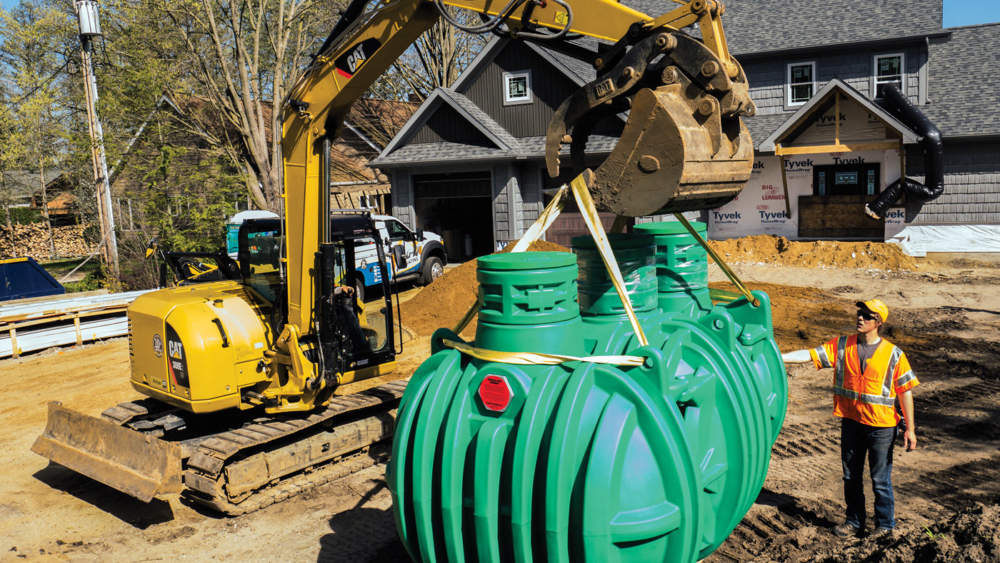 Lakefront Estate Requires Onsite Wastewater Technology Upgrade