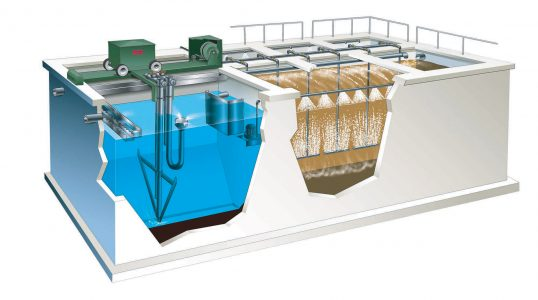 Travalair Commercial Wastewater Treatment System