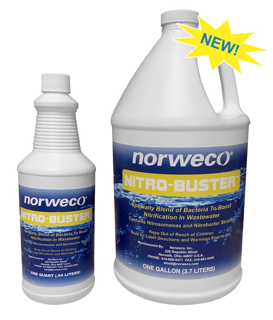 Nitro-Buster Nitrifying Bacteria